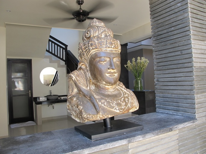 The Goddess Lakshmi at 3 Bedroom Villa Bali